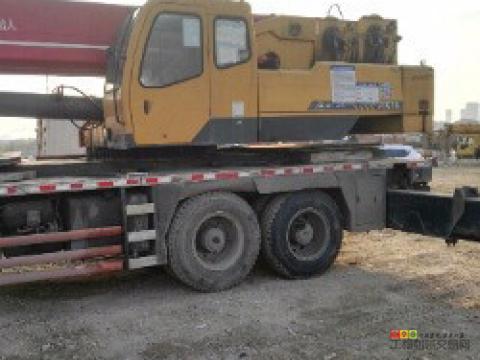 三一重工2010年75吨吊车