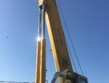铁象2004年35吨吊车