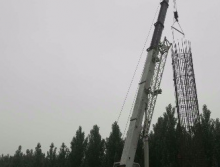 中联重科2010年20吨吊车