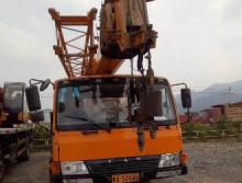 柳工2010年12吨吊车