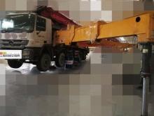 2014年2月奔驰徐工60米泵