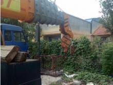 转让济宁福康2017年12吨吊车