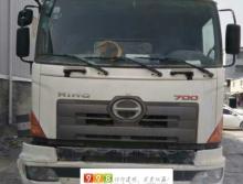 车主直售11年出厂徐工日野41米泵车