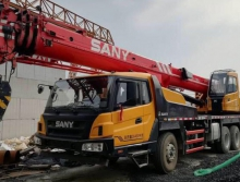 转让三一2016年20吨吊车