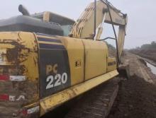 转让小松2011年PC200-8中挖