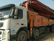出售豪车2014年10月三一沃尔沃62米泵车