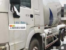 全球最低价处理2012年出厂中联豪沃12方搅拌车