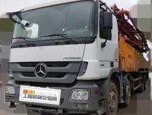 102.8万处理2012年出厂2013年上牌三一奔驰52米