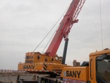 转让三一重工2010年25吨吊车