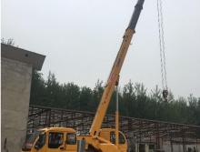 转让徐工2017年12吨吊车