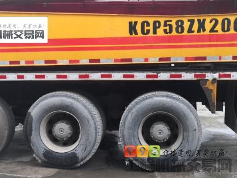 2011年韩国KCP奔驰55米