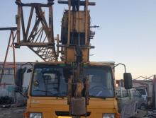 转让柳工2013年25吨5节臂吊车