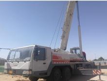 转让中联重科2010年50吨吊车