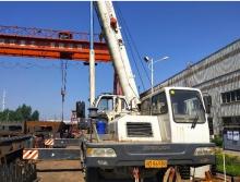 转让中联重科2012年50吨吊车