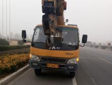 转让柳工2011年8吨4节臂吊车
