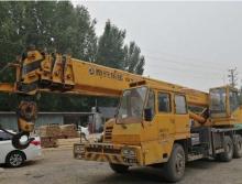 转让东岳2006年16吨吊车