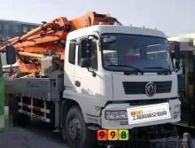 出售17年国五东风鑫达33米泵车(5节臂)