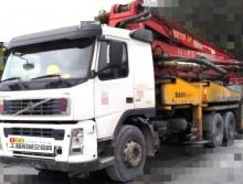 2008年三一沃尔沃新款37米泵(国三排放)