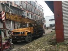 转让长江2011年12吨吊车
