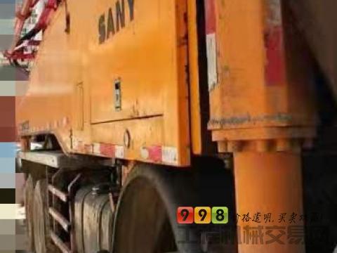 直降价:处理原一手2011年出厂三一奔驰六节臂56米设备(双主油泵大排量)