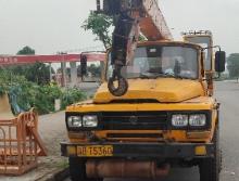转让长江2009年8吨吊车