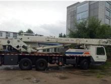 转让中联重科2013年16吨吊车