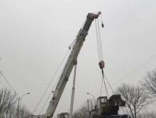 转让中联重科2011年50吨吊车