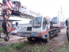 转让中联重科2007年25吨吊车