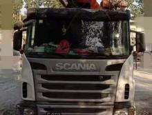 出售2013年中联斯堪尼亚60米泵车