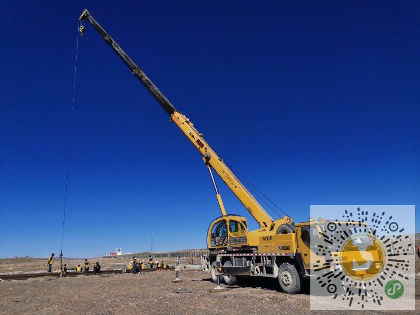 转让徐工2013年20吨吊车