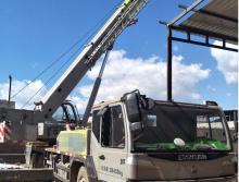转让中联重科2016年20吨吊车