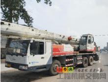 转让中联重科2011年20吨吊车