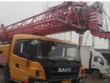 转让三一重工2011年20吨吊车