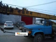 低价出售蚌埠12吨吊车