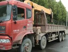 精品转让15年14吨石煤机随车吊