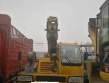 转让08年徐工12吨吊车,干活车,手续齐全,价格小议