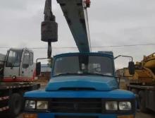 低价转让浦沅8吨吊车