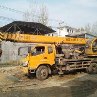 转让新源2013年10吨吊车