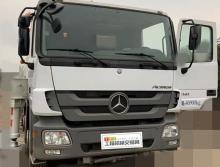全网精品推荐------2012年出厂中联奔驰52米法务车