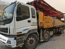 全网最低:2011年出厂三一五十铃48米(双主油泵大排量)