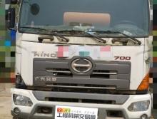 2014年中联广汽日野10方搅拌车
