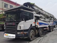 出售2010年中联斯堪尼亚56米泵车(6节臂)
