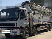 精品出售12年出厂中联五十铃52米泵车
