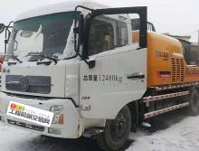极品出售13年12月徐工9014车载泵(稀缺车 泵送5万方)(暂不售)