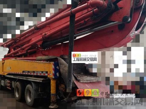2011年出厂三一五十铃50米原一手泵