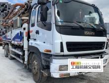 出售精品2011年中联五十铃40米泵车