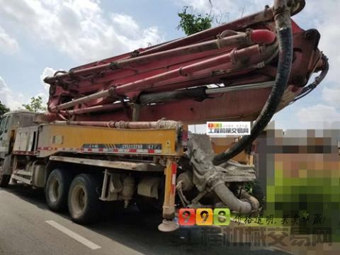 精品出售11年三一五十铃40米泵车
