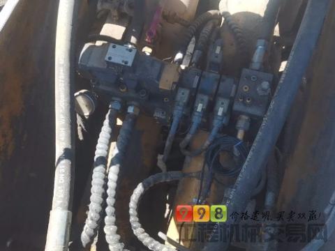 出售10年徐工五十铃37米泵车(一口价)