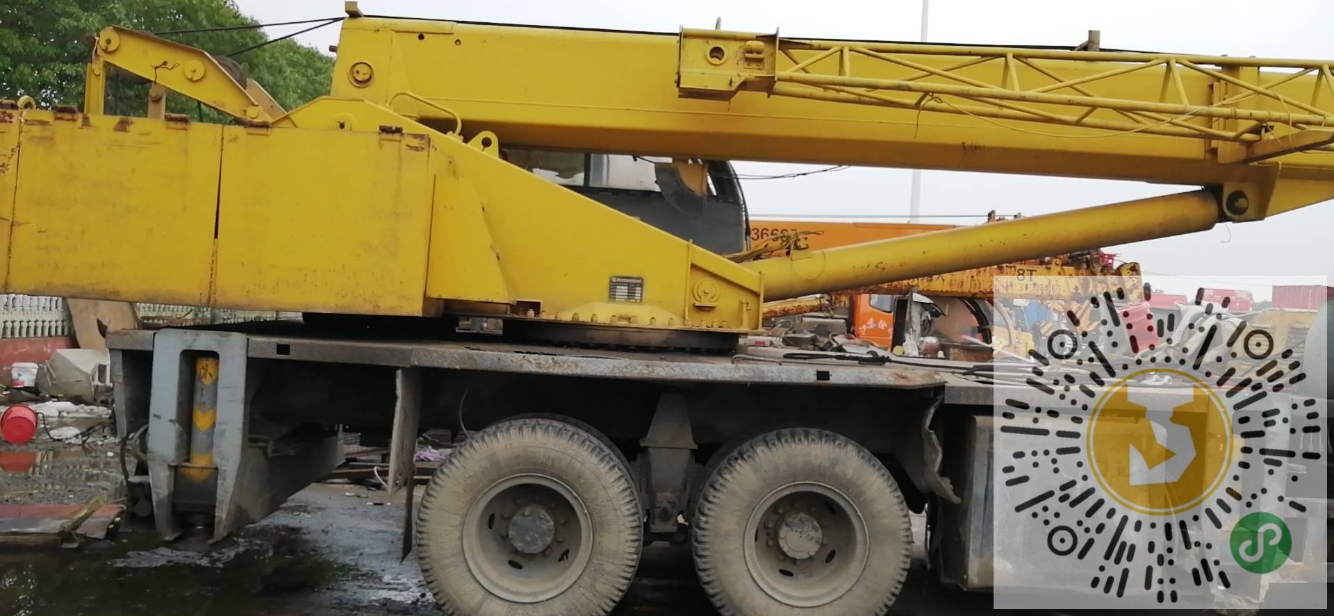 转让柳工2010年20吨吊车