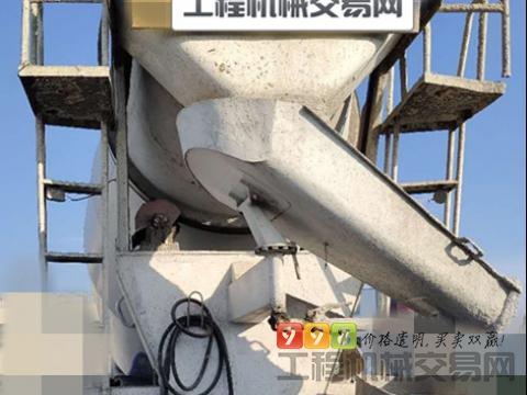精品出售18年出厂唐鸿豪沃大22方搅拌车(国五可拉23方)